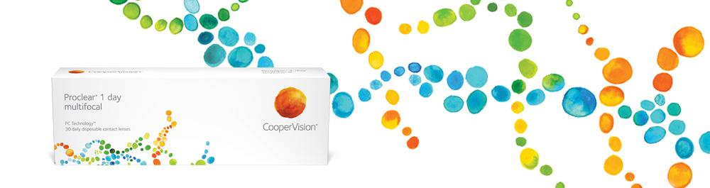 Coopervision 1 Day Multifocal Contact Lens