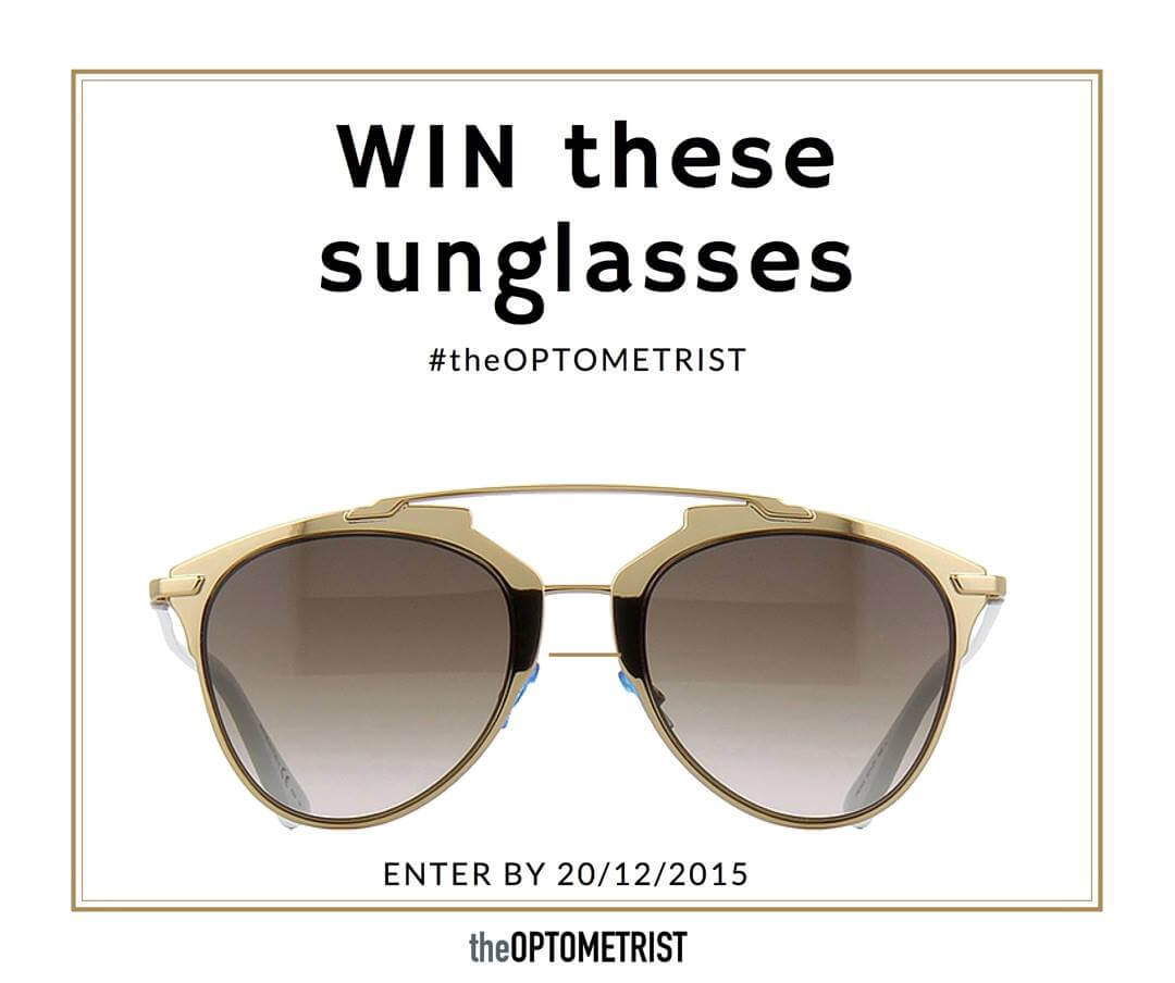 Win Dior Sunglasses Competition