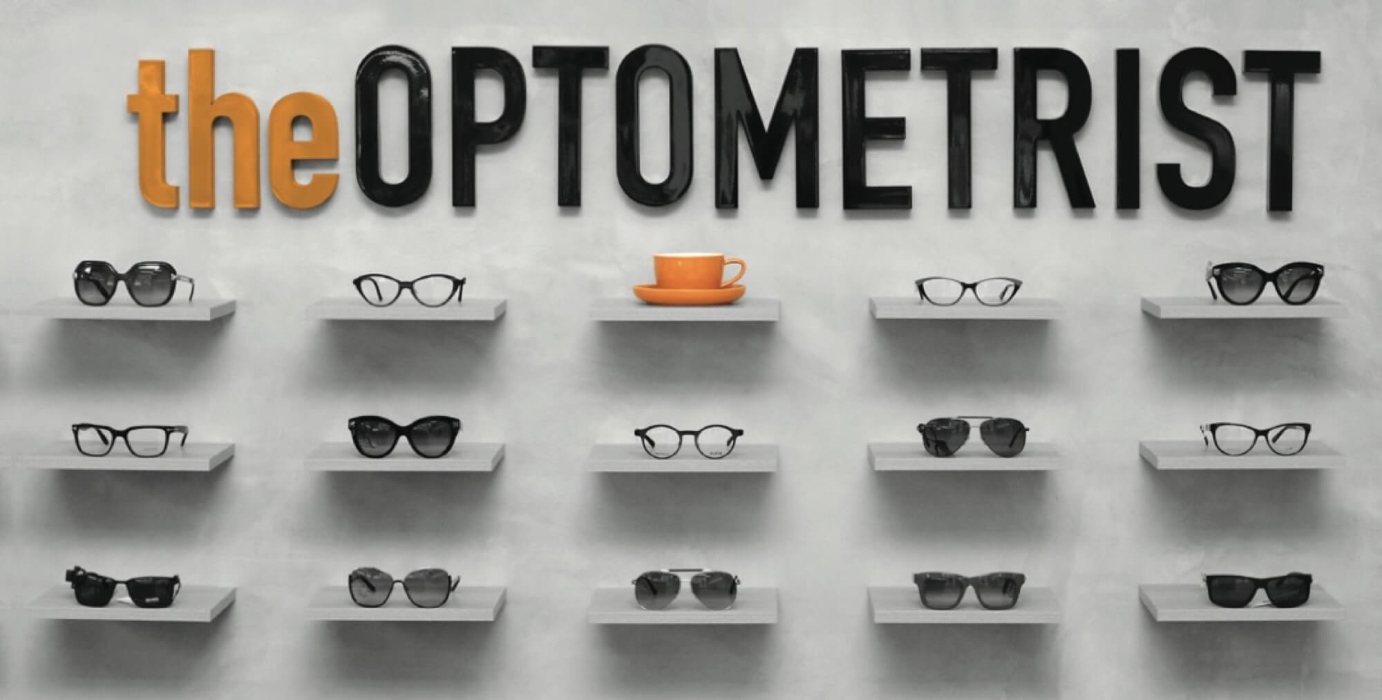 The Optometrist Brands Available